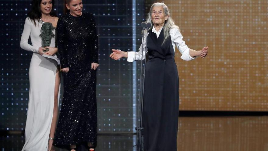 Gala de entrega de los premios Goya 2020