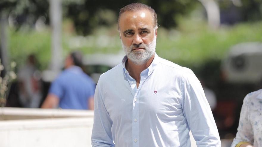 Sebastián García, primer condenado del caso Emarsa que entra en prisión