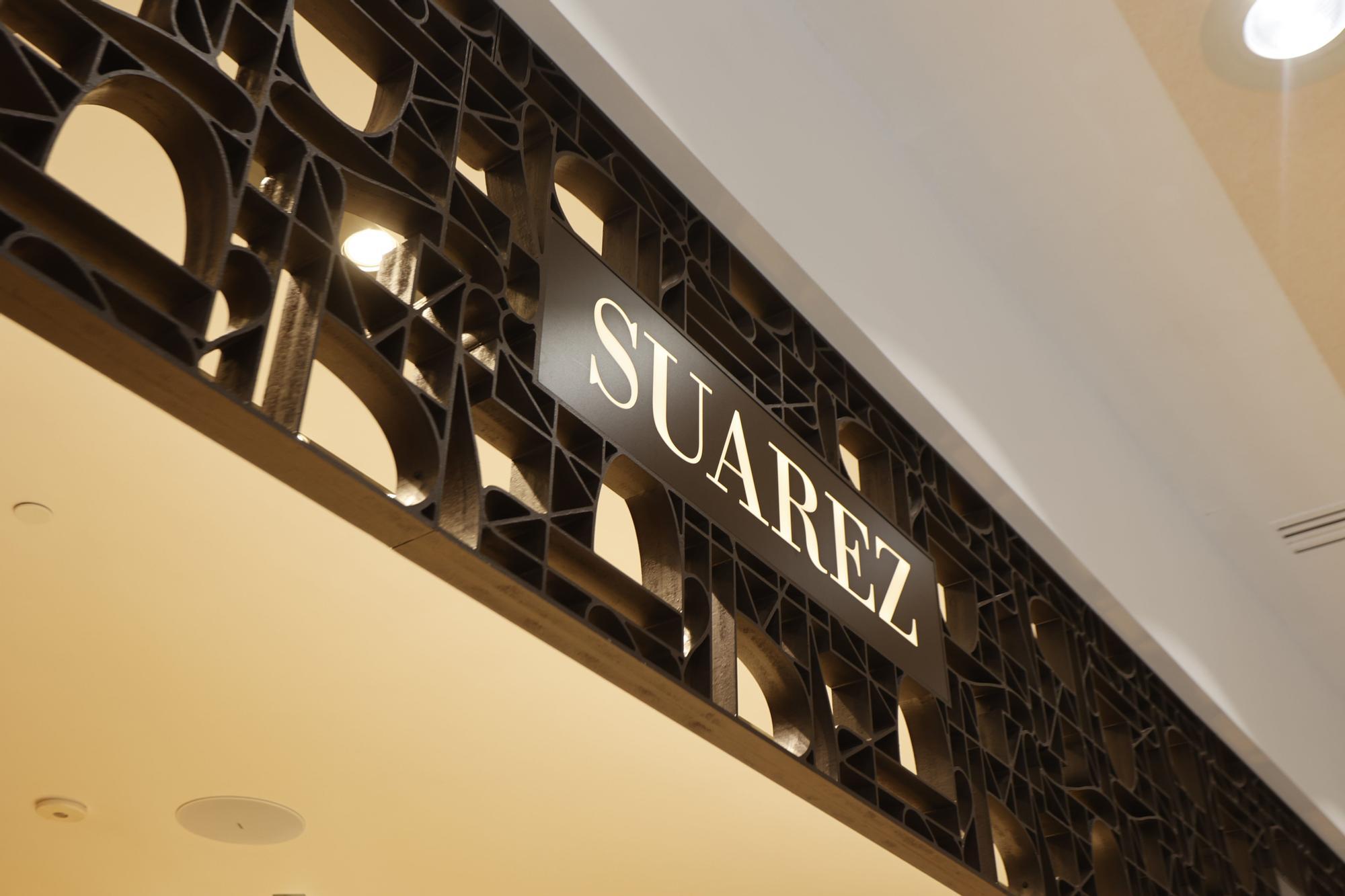 Abren una joyería Suarez en El Corte Inglés de avenida Francia
