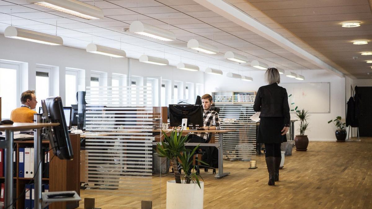 Cómo limpiar el aire de tu oficina en invierno sin renunciar al calor