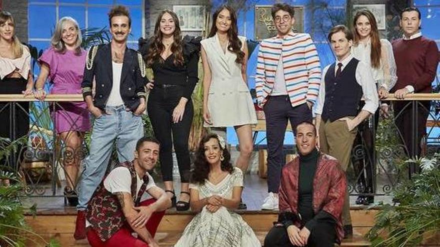 Los valencianos conquistan 'Maestros de la Costura'
