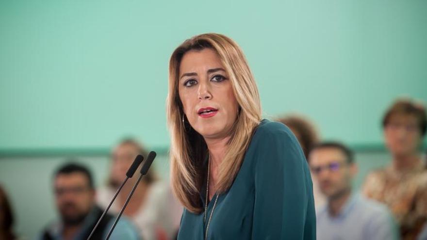 Susana Díaz guanyaria les eleccions andaluses