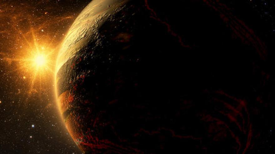 Investigadores españoles identifican un exoplaneta que podría ser habitable