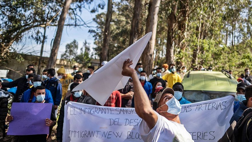El Gobierno prevé que la próxima semana estén abiertos todos los centros para migrantes del Plan Canarias