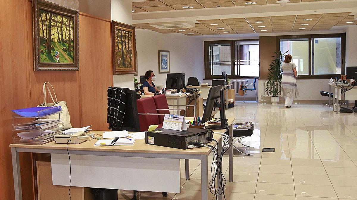 Dependencias de la Xunta en Ourense.     // IÑAKI OSORIO