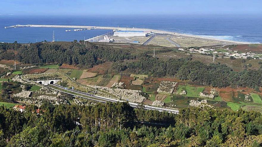 Costas actualizará las franjas de protección del litoral en Langosteira