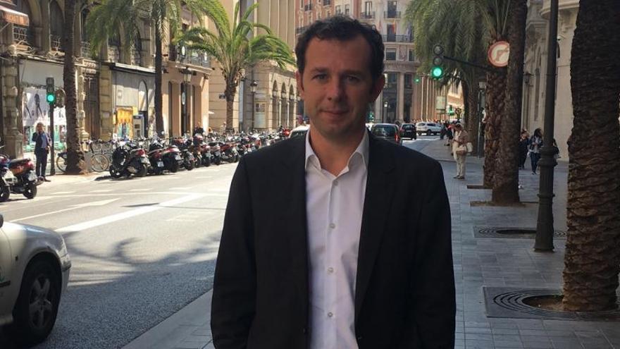 La promotora de los grandes fondos internacionales desembarca en València