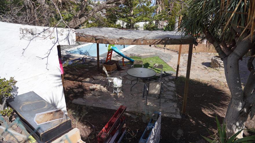 La Guardia Civil registra la casa de Tomás Gimeno, el padre de las niñas desparecidas en Tenerife