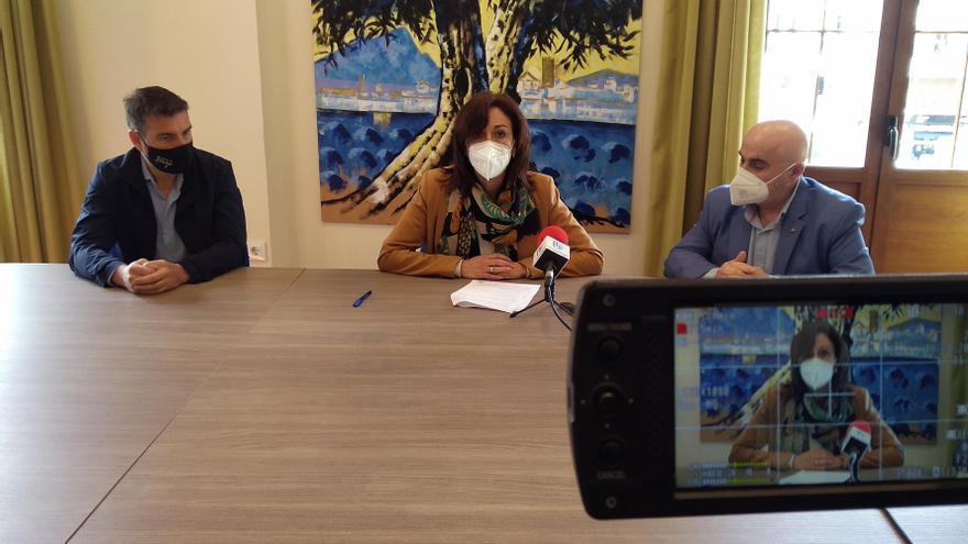El Ayuntamiento de Priego renueva su convenio con el comercio y la hostelería locales