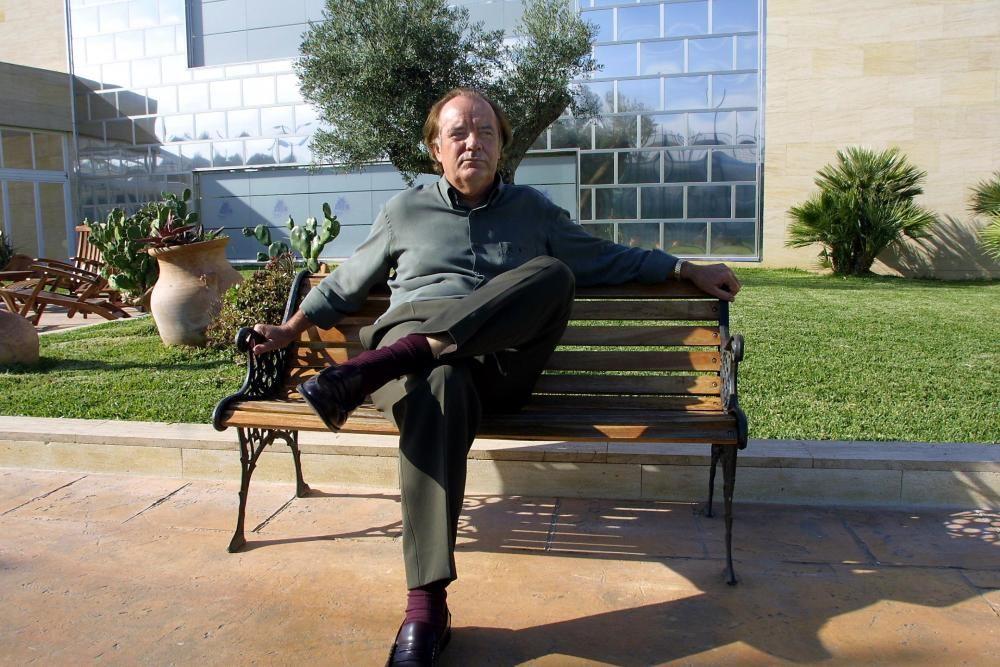 Tolo Cursach, en 2002.