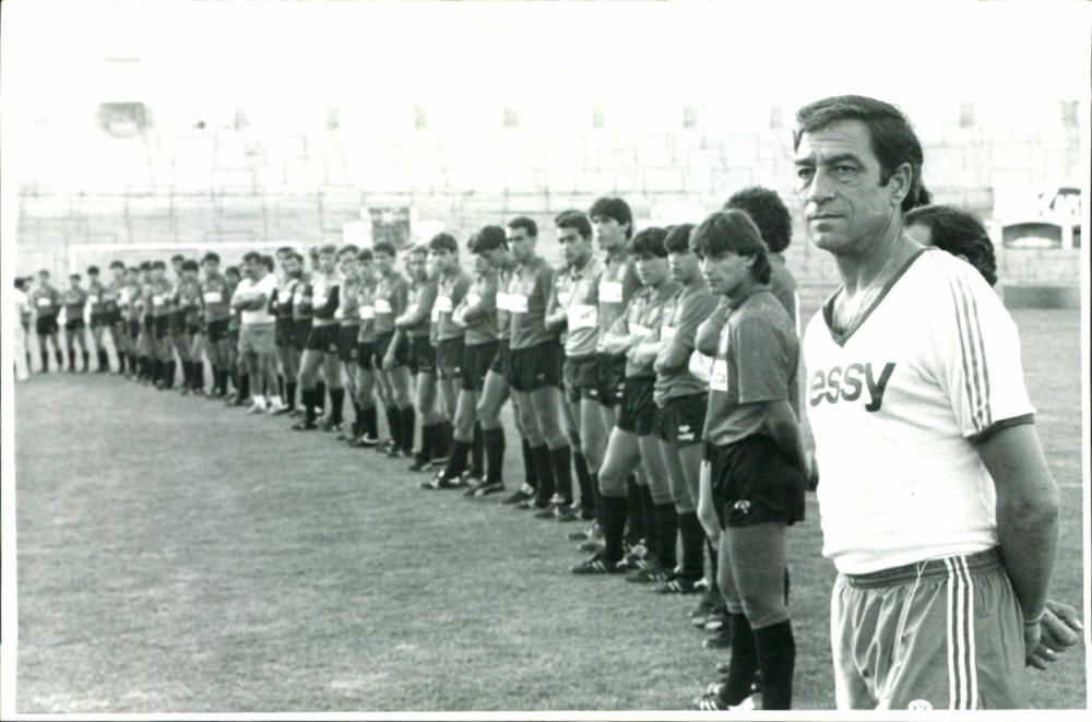 Fallece por coronavirus Benito Joanet, extécnico del Mallorca