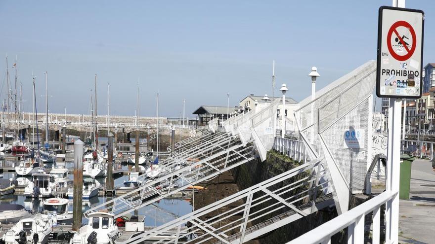 Algunos puertos deportivos abren para los mantenimientos con dudas legales