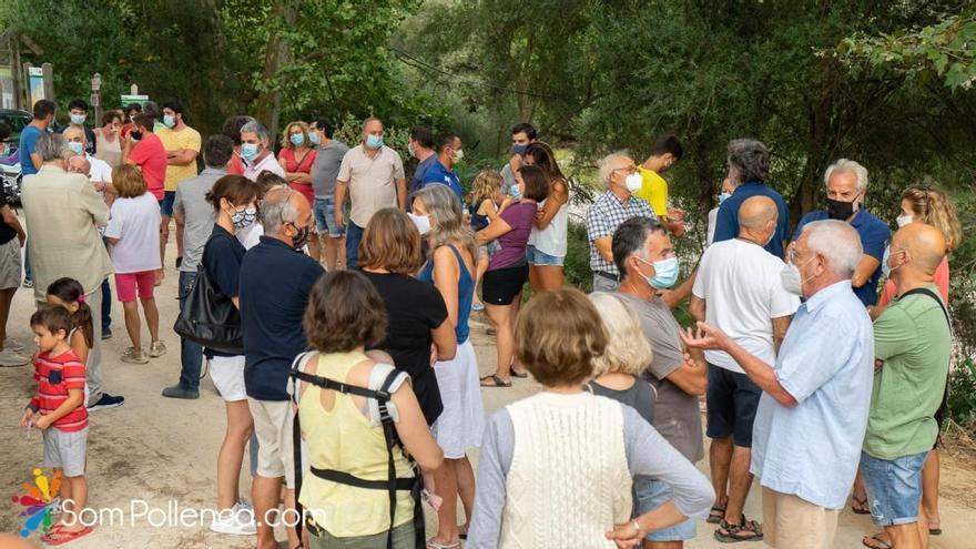 El Consell mejorará un tramo de la carretera vieja de Lluc a Pollença