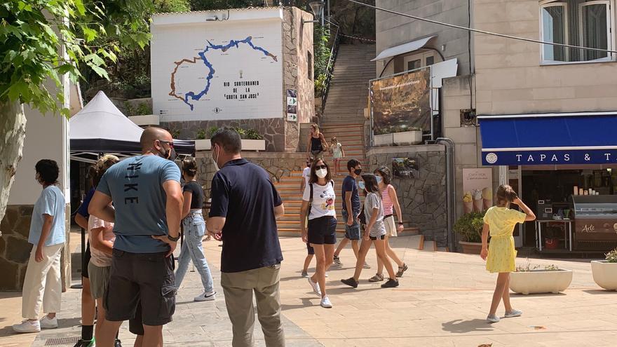 Les Coves de la Vall reciben desde julio del 2020 a 105.000 habitantes