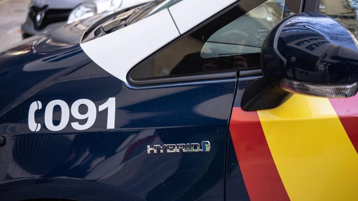 Imagen de recurso de la Policía Nacional.