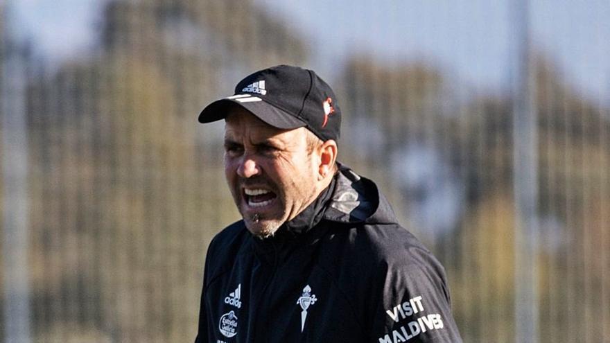 """Coudet: """"Espero un Celta intenso y que intenta jugar bien al fútbol"""""""