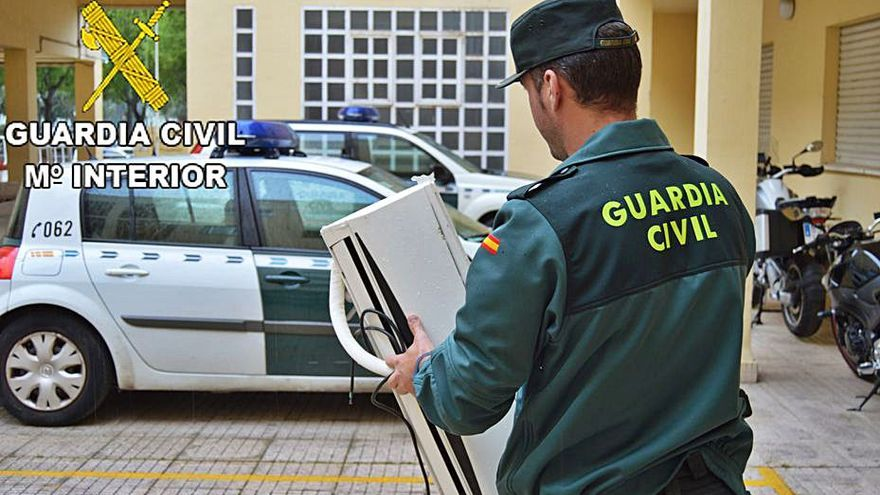 La Guardia Civil evita el suicidio de la joven maltratada en la Safor tras quedar su exnovio en libertad