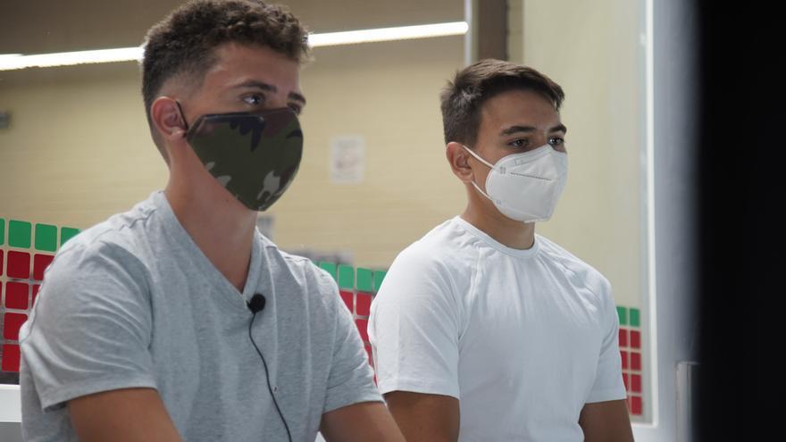 Los jóvenes canoístas del Duero, los otros héroes del rescate