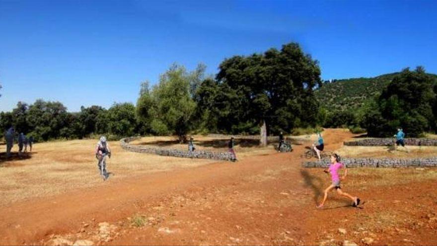 Las obras para tener un parque periurbano en El Patriarca, a punto de iniciarse