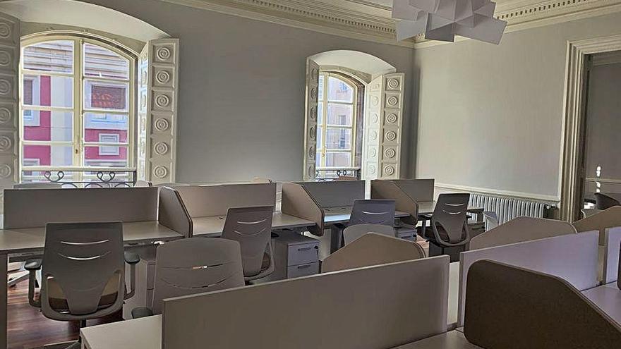 El palacio de Maqua estará en enero a pleno rendimiento bajo gestión de La Curtidora