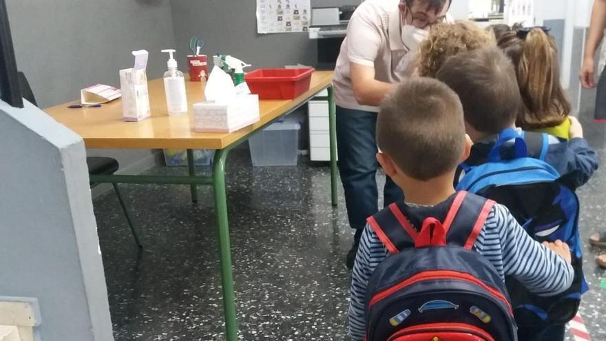 Extremadura tiene 37 aulas en cuarentena tras sumar cuatro nuevos grupos en Montijo, Zafra y Don Benito