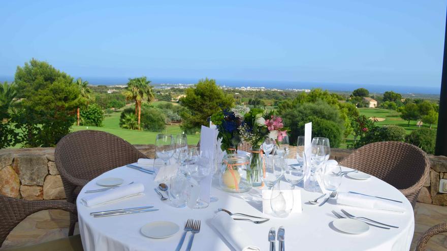 Restaurante mÁxime, tradición y vanguardia en Vall d'Or Golf