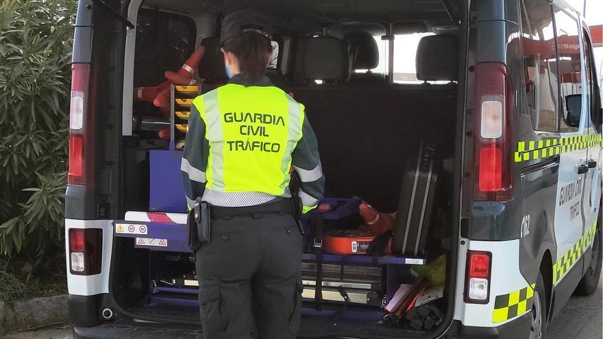 Investigado por circular a 219 km/h por una autovía de Zamora