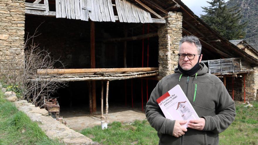 Surt a la llum «La casa i la llar pallaresa», obra inèdita de Ramon Violant i Simorra escrita fa 75 anys