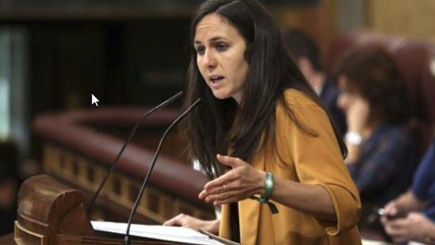 Belarra rebaja el tono con el PSOE y asegura que regularán los alquileres