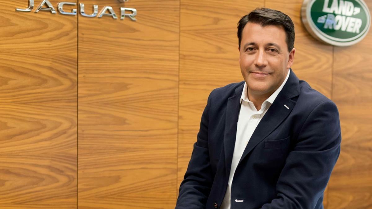 Luis Antonio Ruiz, presidente y CEO de Jaguar Land Rover España
