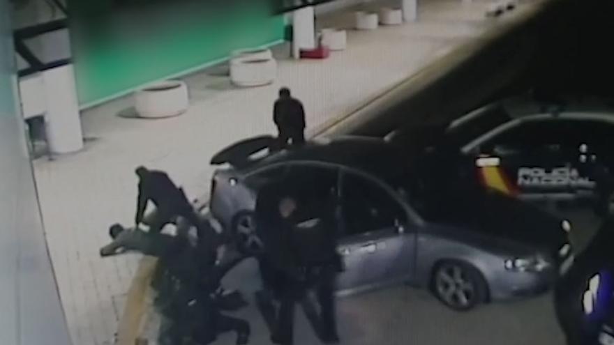 Detenidos los miembros de una banda de aluniceros tras cometer al menos 24 asaltos en varias provincias