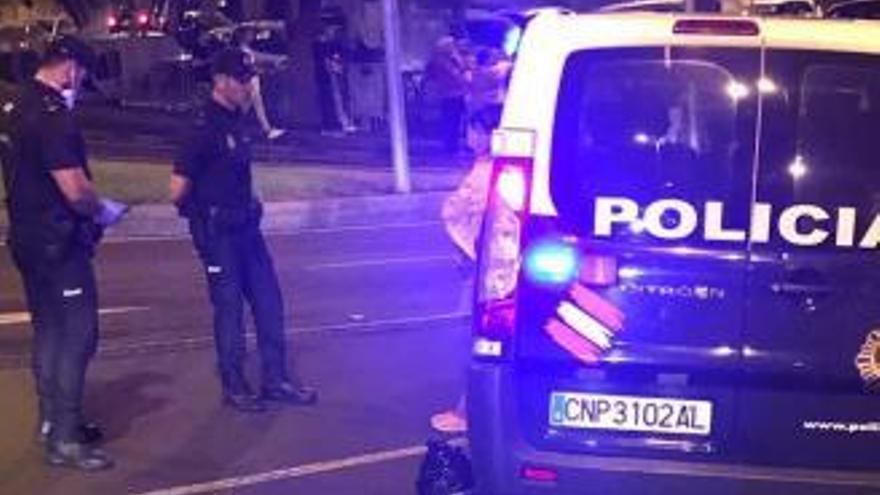 La juez envía a prisión a la acusada del incendio del Hospital de Tenerife