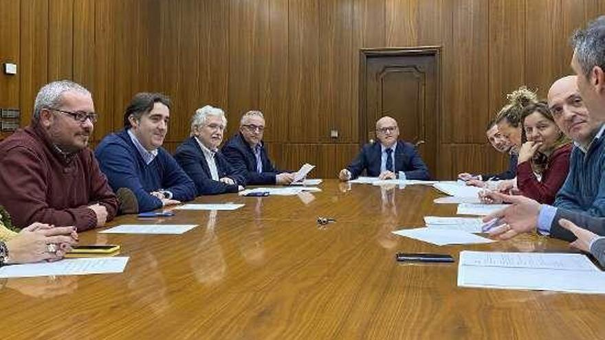 La Diputación aporta 121.500 euros a 15 nuevos proyectos del Programa EmprendOU