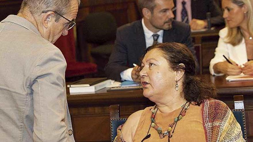 De la Concha, primer miembro del Govern en cuarentena