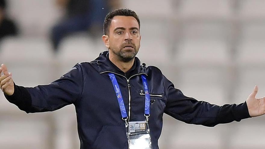 """Xavi: """"Quiero volver al Barça, pero no puede haber tóxicos"""""""