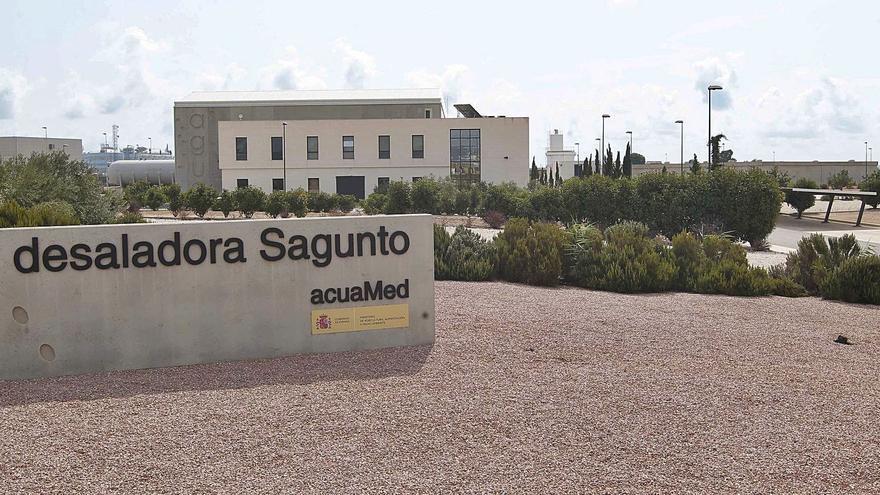 Sagunt se marca un plazo de tres meses para denunciar a Acuamed por la desalinizadora