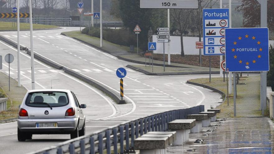 España y Portugal restablecen los controles fronterizos hasta el 10 de febrero
