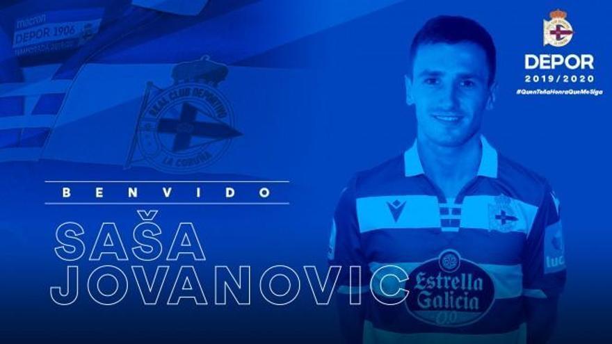 Jovanovic se incorporará mañana a los entrenamientos