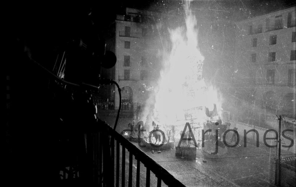 HOGUERAS 1970
