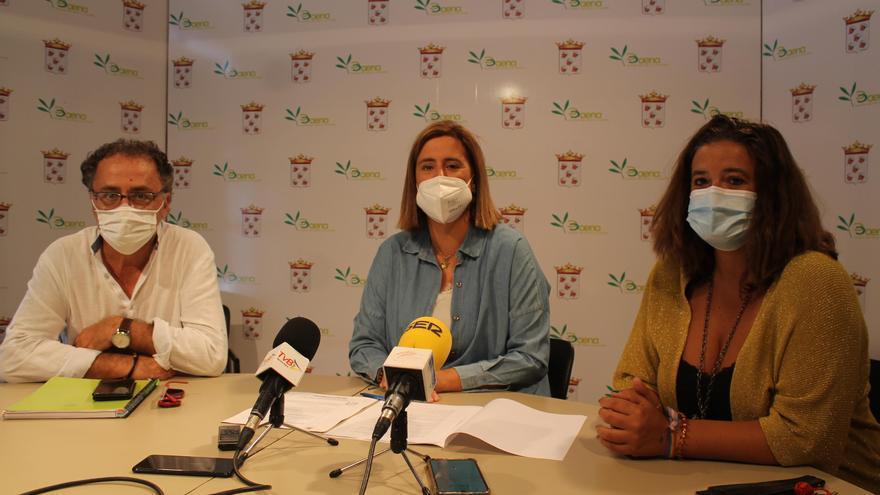 La alcaldesa de Baena pide a PSOE e IU que pidan disculpas tras la sentencia del TSJA