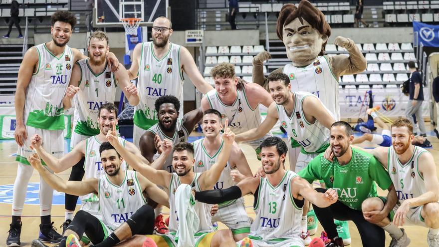 El TAU Castelló, un equipo con garra hacia el 'play-off' a la ACB