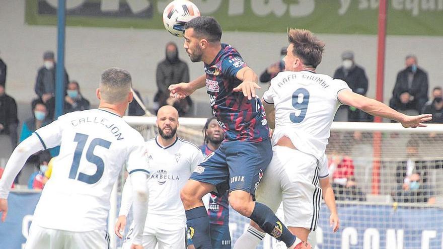 Primer tropiezo del Marbella FC (3-1)