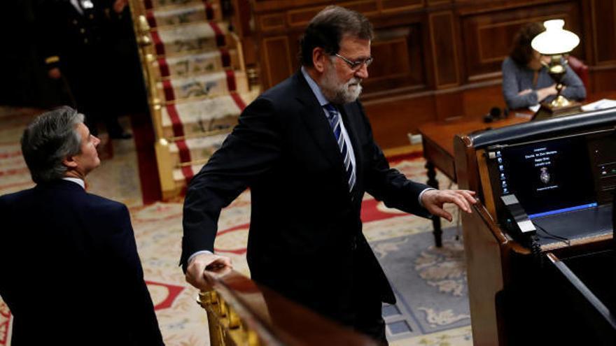 Luz verde a los Presupuestos de Rajoy con el voto del PNV