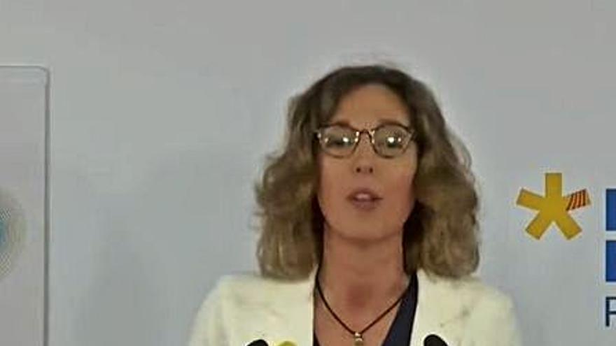 Chacón adverteix que des del PDeCAT    faran «política sense complexos»