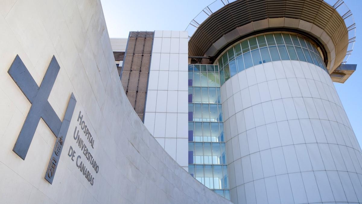 Unas 373 personas están hospitalizadas en Canarias con coronavirus, 46 de ellas en la UCI