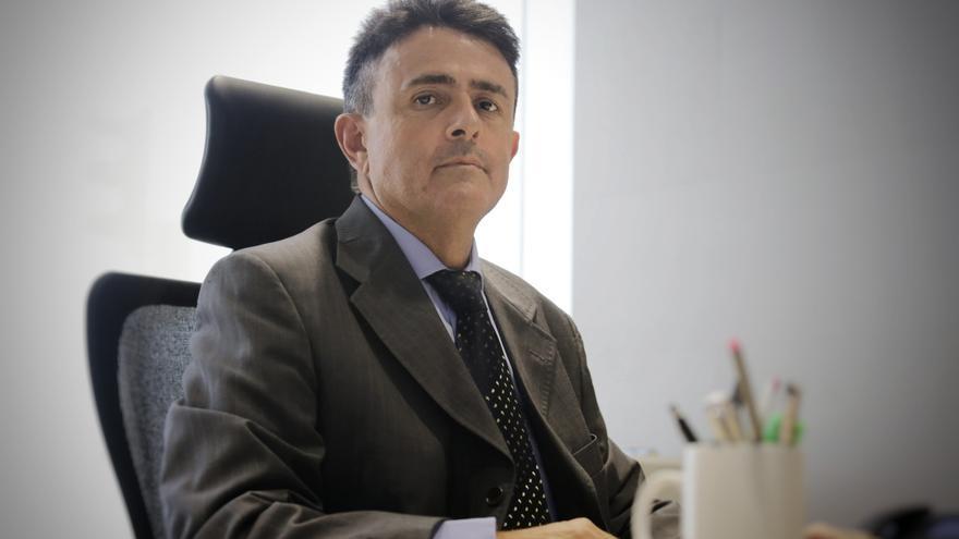 """Juan Luis Lorenzo Bragado: """"Después de 30 años como juez, lo que más me preocupa es la tardanza de la Justicia"""""""