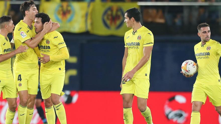 Estas son las puntuaciones de los jugadores del Villarreal ante el Cádiz