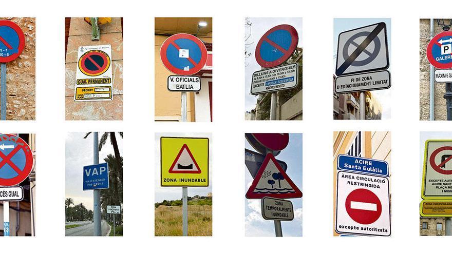 Wissen Sie diese Verkehrszeichen auf Mallorca zu deuten?