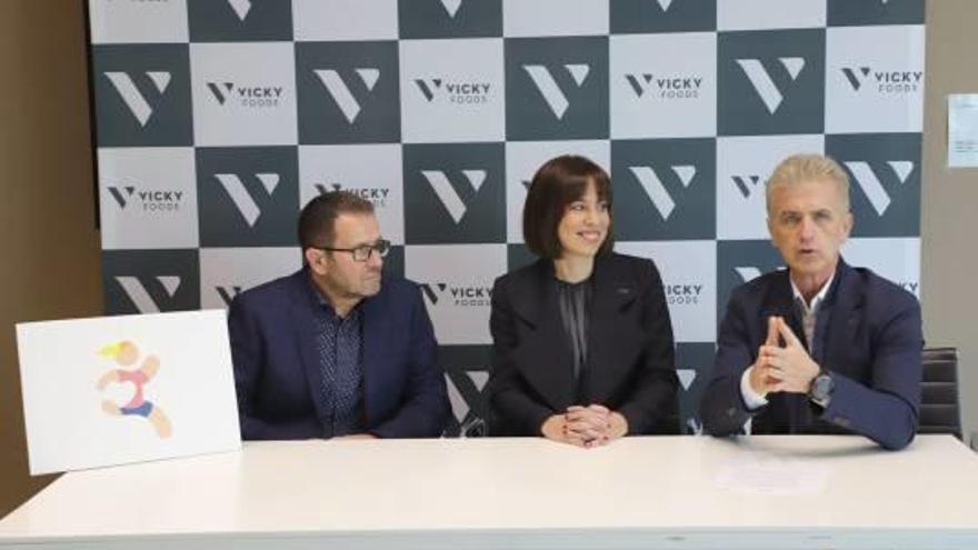 Vicky Foods, patrocinador principal de la Cursa de la Dona