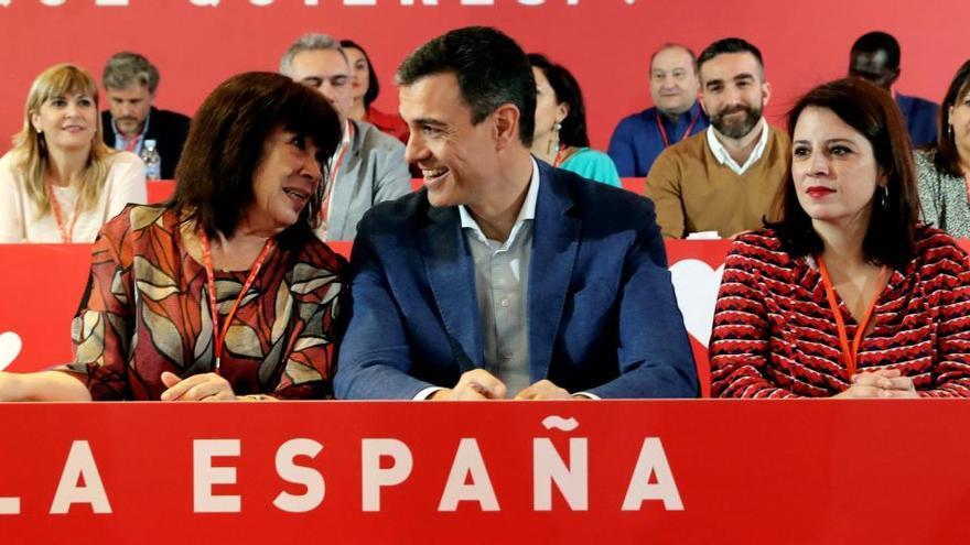El PSOE celebrará en octubre su 40 Congreso Federal